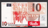 A2814 Germany Germania Bon 10 euro 2011 Fissler UNC