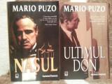 NASUL/ULTIMUL DON-MARIO PUZO (2 VOL)