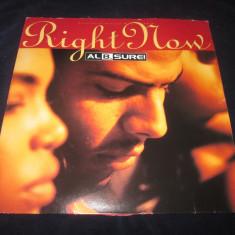 "Al B. Sure ! - Right Now _ vinyl,12"" _ Warner (SUA , 1992), VINIL"