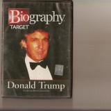 Biography Target - Donald Trump, DVD, Romana