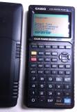 calculator vechi  stiintific casio cfx- 9955GB plus functional