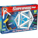 Set constructie 66 piese Supermag Maxi One Color