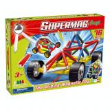 Set constructie 76 piese Supermag Maxi Wheels