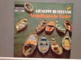 GIUSEPPE DI STEFANO – NAPOLITAN SONGS (1965/DECCA/RFG) - VINIL/Ca NOU, decca classics