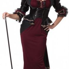 F321 Costum Halloween regina