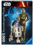 Puzzle Ravensburger Star Wars Collection Jigsaw Puzzle (1000 Pcs)