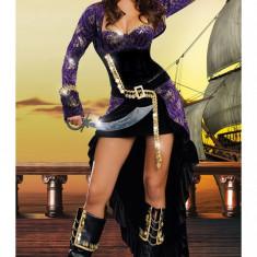 C328 Costum tematic Pirat sexy