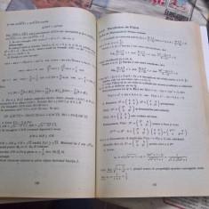 Probleme de matematica date la admiterea la facultate 1996