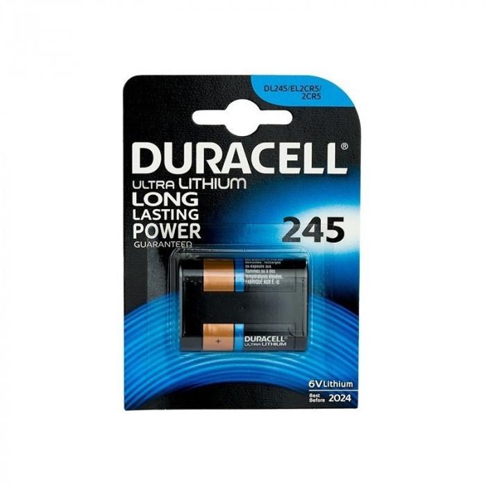 Baterie Duracell 2CR5 / 245 Ultra Photo Conţinutul pachetului 2x Blistere foto mare