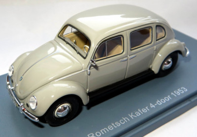 Bos VW Rometsch Kafer ( 4-door ) 1953 1:43 foto