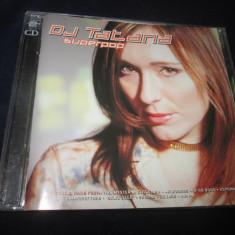 DJ Tatana - Superopo - 2 x CD _ Energetic Rec. (Elvetia , 2002) _ trance, VINIL