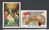 Romania.1998 Craciun-supr.  YR.1067, Nestampilat