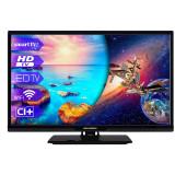 Televizor Wellington LED Smart TV WL24 FHD470SW 61cm Full HD Black