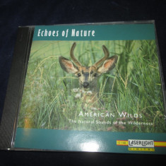American Wilds(TheNatural Sound of the Wildernes) _ CD,LaserLight(Europa,1993)
