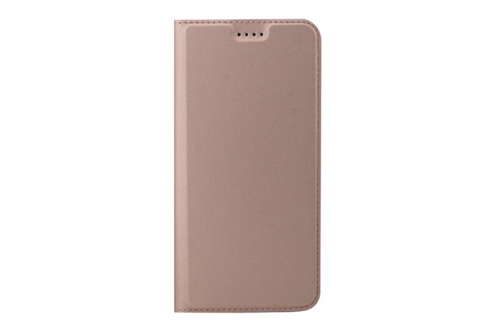 Toc DuxDucis Skin Samsung A6/2018 Rosegold foto mare