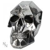 Statueta craniu Geometric 27 cm