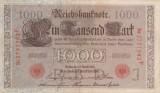 GERMANIA 1.000 marci 1910 VF+!!!