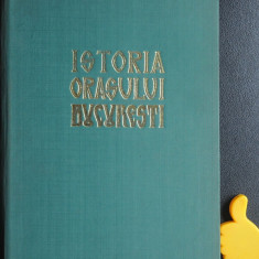 Istoria orasului Bucuresti  Florian Georgescu vol I