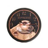 Ceas de perete, Espresso