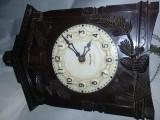 CEAS CU CUC MAJAK U.R.S.S.Sovietic,ceas cu cuc vechi de colectie,poze reale,T.GR