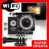 CAMERA ACTIUNE Wifi SPORT 30/FPS , ULTRA HD 1080P, 12 MPX, ACCESORII DE FIXARE