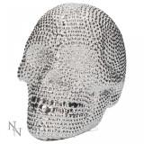 Statueta craniu Diamond Geezer 20 cm