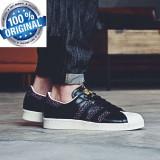 ADIDASI ORIGINALI 100% Adidas Superstar 80' Leather nr 44;44 2/3