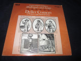 Deller Consort-English,French ansd Italian Madrigals and Songs _LP_RCA(SUA,1969), VINIL, rca records
