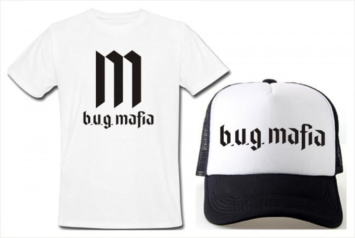 SETURI TRICOU + SAPCA > bug Mafia PARAZITII 20 CM, CHELOO, personalizat HIP- HOP