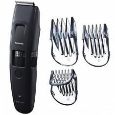 Trimmer pentru barba/par Panasonic ER-GB86-K503 lavabil 57 trepte tundere 3 accesorii Negru