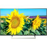 Televizor LED 43XF8096 BRAVIA, Smart TV Android, 108 cm, 4K Ultra HD, Sony