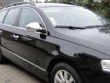 Ornament INOX pentru oglinzi compatibil VW Passat B6 2005 - 2010 AL-190618-1