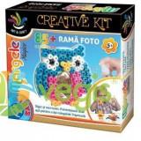 Creative Kit: Margele magice + Rama foto bufnita (73600)