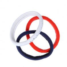 Set 3 elastice, multicolore