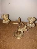 Sfesnic din bronz masiv
