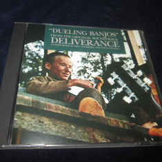 Eric Weissberg,Marshall - Brickman	Dueling Banjos_CD_Warner (SUA,1990), CD, warner