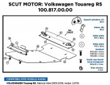 Scut Motor Vw Touareg R5 26860