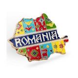Magnet de frigider, Romania