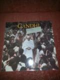 Ravi Shankar –Gandhi  Soundtrack-RCA 1982 –Gatefold vinil vinyl