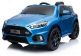 Masinuta electrica, Ford Focus RS, albastru metalizat