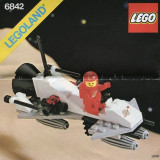 LEGO 6842 Small Space Shuttle Craft