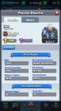 Cont Clash royale lvl 11