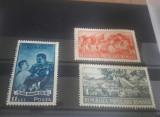 Romania 1950 Lp 265 Un an de la infiintarea organizatiei de pioneri mnh, Transporturi, Nestampilat