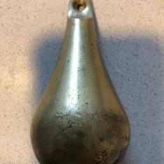 Greutate veche,pentru ceas pendul,din bronz masiv
