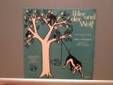 PROKOFIEFF – PETER & WOLF (1959/MMS/RFG) - VINIL/Ca NOU, Deutsche Grammophon