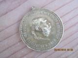 Medalie Decoratie Franz Joseph-signum laudis