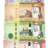 PENTRU COLECTIONARI - Bancnote Editia 6 Arabia Saudita 2016