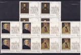 ROMANIA 1968  LP 679 - 120 DE ANI DE LA REVOLUTIA DIN 1848  BLOCURI  DE 4  MNH, Nestampilat