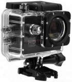 Camera Video de Actiune iUni Dare 50i, HD (Neagra)
