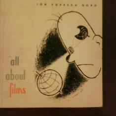Ion Popescu Gopo all about films, Alta editura